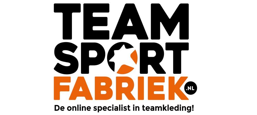TEAMSPORTFABRIEK, de online teamkleding specialist