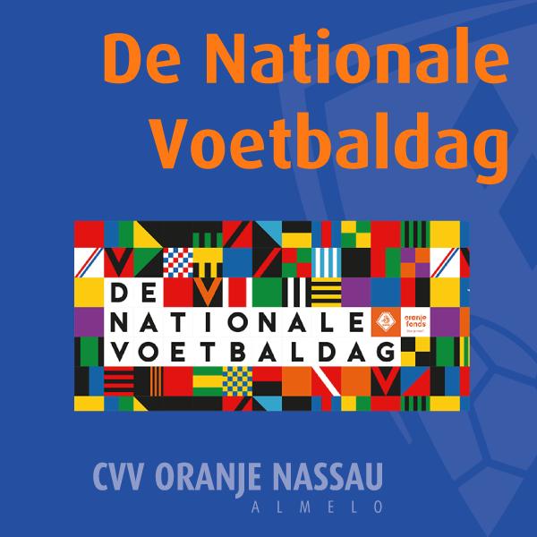 Nationale Voetbaldag 2021
