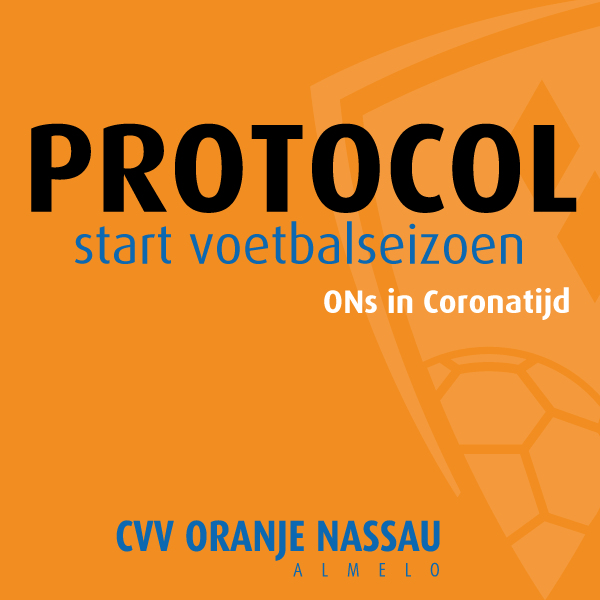 Protocol start voetbalseizoen