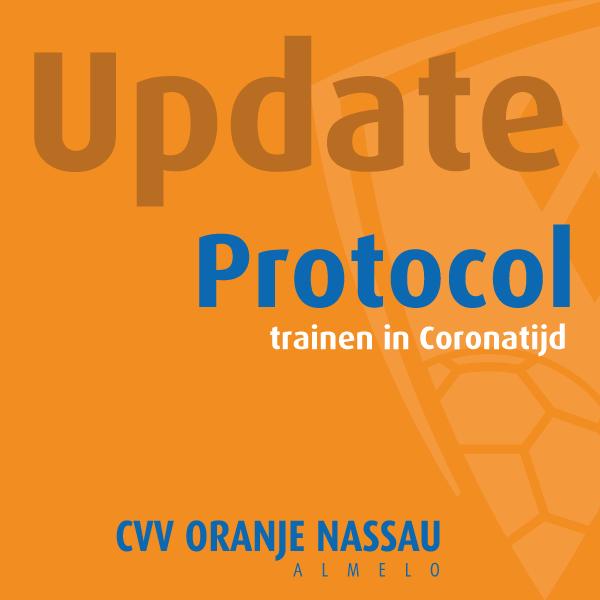 Protocol - trainen in Coronatijd
