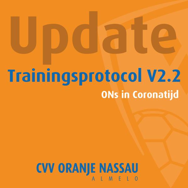 Update Trainingsprotocol v. 2.2