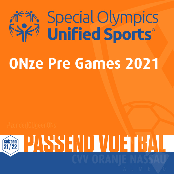 Pre-games 2021 Special Olympics