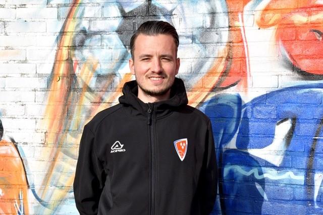 Even voorstellen: Jeroen Giesen, trainer Oranje Nassau 2